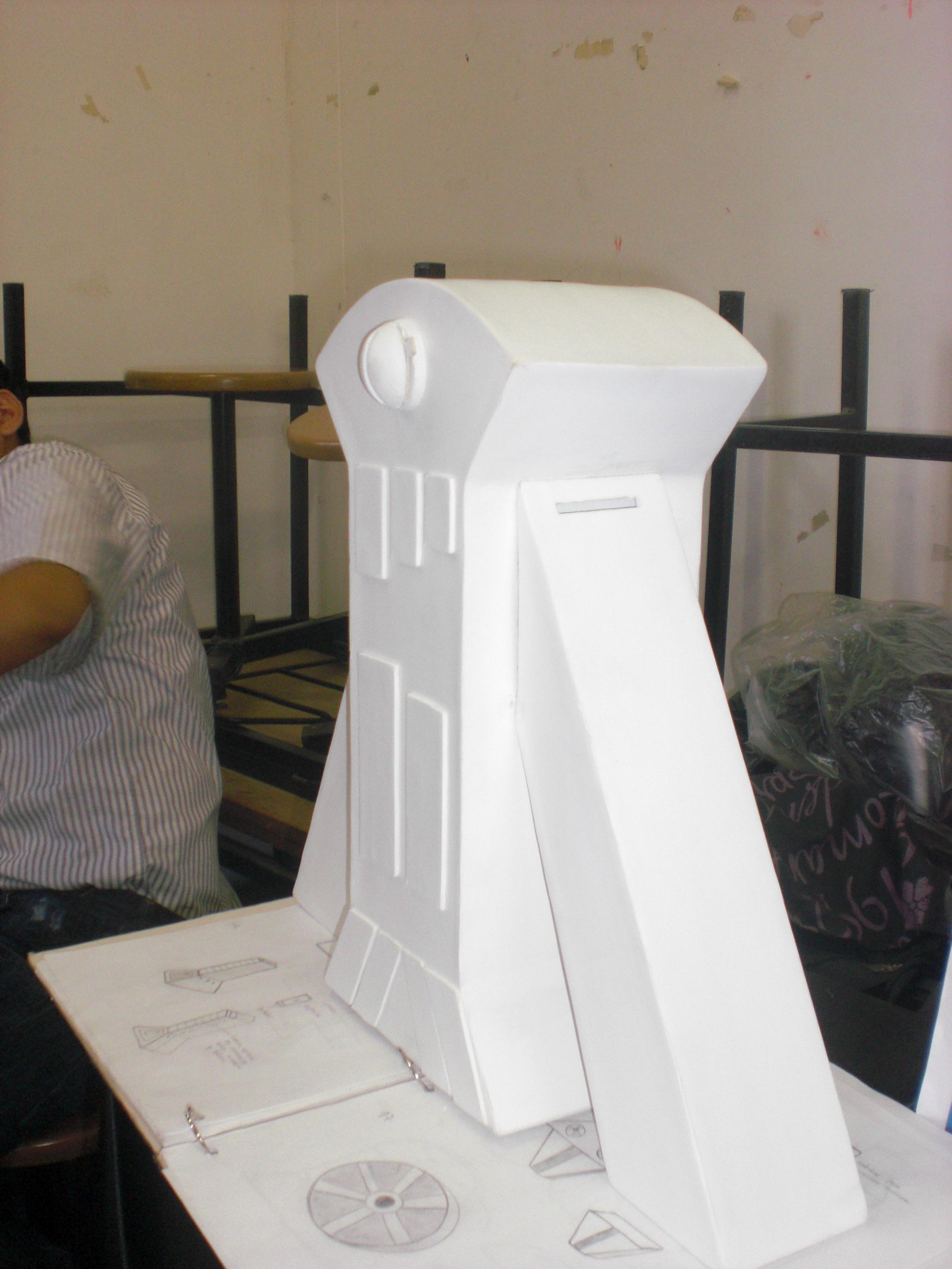 Entrega proyecto ii carrera de dise o industrial for Carrera de diseno industrial